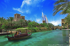madinat jumeirah (A.alFoudry) Tags: old travel bridge blue summer people cloud hot green water clouds canon river palms eos boat dubai united uae tourist palm full fisheye arab ii frame 5d kuwait usm fullframe emirate ef kuwaiti jumeirah q8 madinat  abdullah   1635mm   || f28l  kuw q80 xnuzha alfoudry  abdullahalfoudry  foudryphotocom  canonef1635mmf28lusmii mark|| 5d|| canoneos5d|| mk|| canoneos5dmark||