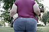 big girl holding little dogs (imagepointphoto) Tags: dog pet pets chihuahua dogs yorkie animals fat heavy obesity obese overweight morbidobesity