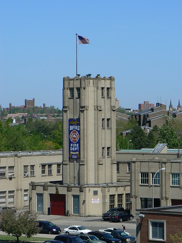 Fire Department HQ, Buffalo