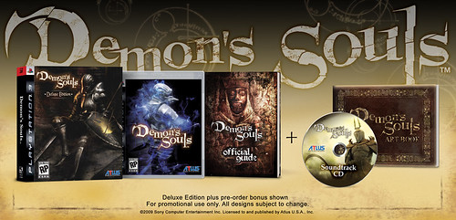 Demon's Souls Pre-order