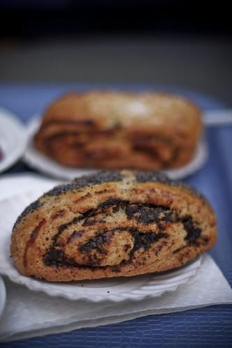 Marais breakfast