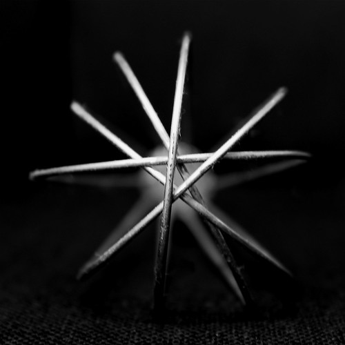 Metallic star?