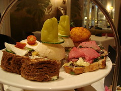Tea Sandwiches @ Fairmont