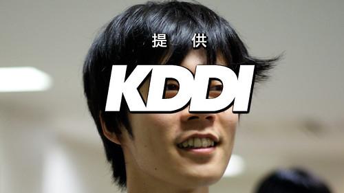 KDDI_on_hakobe by Udonchan.
