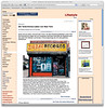 STORE FRONT: The Disappearing Face Of New York: Financial Times (Deutschland)