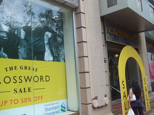 Mumbai Bookstore-kemp's corner Crossword1