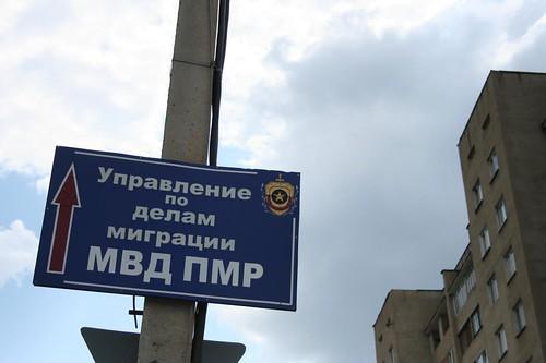 Direcção do Registo de Emigração Temporária em Tiraspol, Pridnestróvia