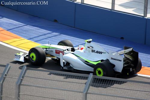 F1 en Valencia ( XI )