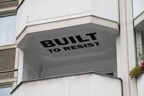Built to resist