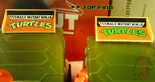 The tOkKa junkyard Car Show :: Classic Party Wagon vs. TMNT 25 Reissue // Top Finn ( Spoiler )