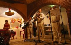メキシコ音楽と踊りのディナーショー