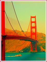 Golden Gate Bridge: Another View (di_the_huntress) Tags: sanfrancisco california goldengatebridge sanfranciscobay hss anawesomeshot platinumheartaward funwithpics