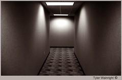 Corporate America Hallway