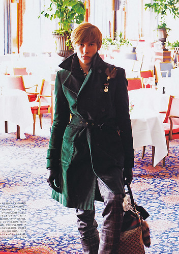 Bastien Bonizec5016(BRUTUS Stylebook625_2009_10_01Separate Volume)