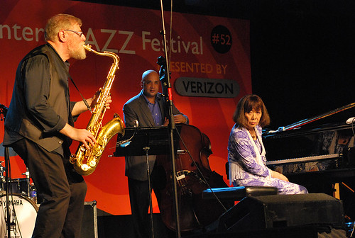 The Toshiko Akiyoshi-Lew Tabackin Quartet