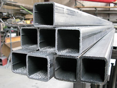 Steel: the raw materials