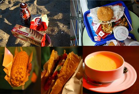 Un jour, 3 repas