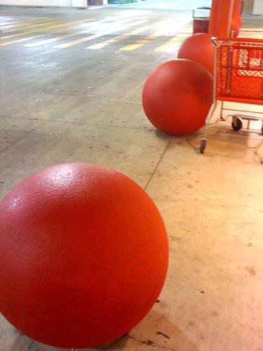Big Red Balls