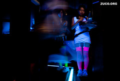 Fluorescent Legs