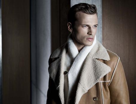 Moda otoño-invierno 2009 Hugo Boss