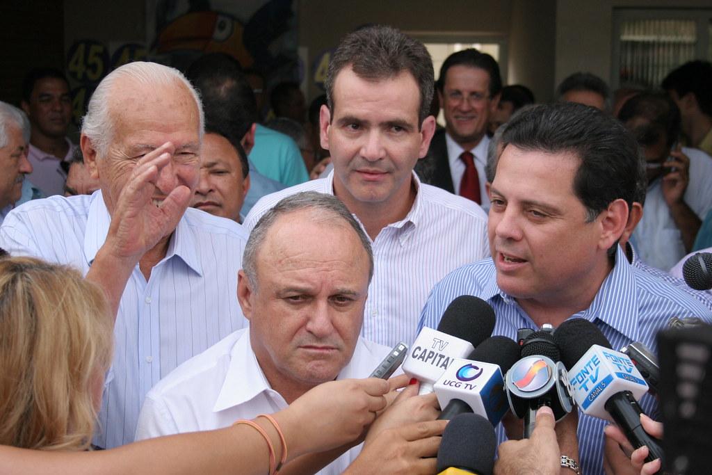 Marconi comemora Filiacões ao PSDB