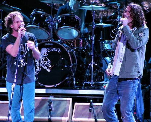 Eddie Vedder And Chris Cornell Eddie Vedder  amp Chris Cornell