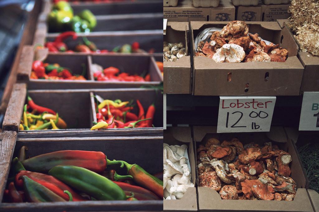 San Fransisco Farmer's Market