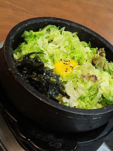 Hot Stone Bowl Rice