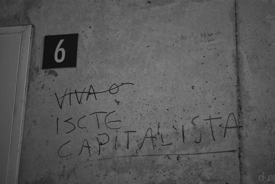 Six - Viva o ISCTE Capitalista