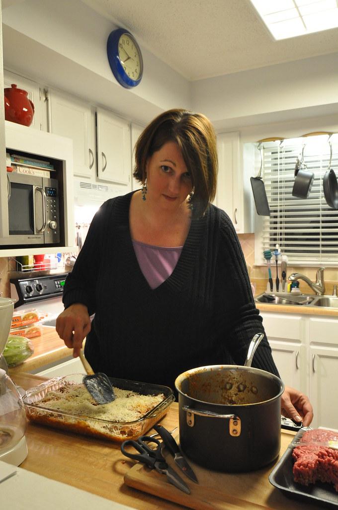 Day 7:  Dinner Bell