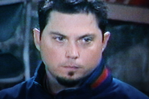 It is with sadness I bring you a Josh Beckett Face... by you.