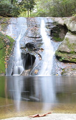 Widow\'s Creek Falls
