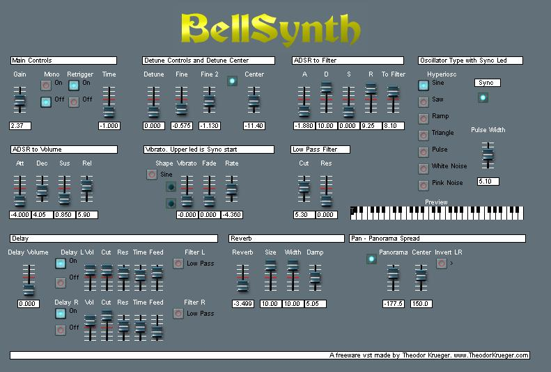 BellSynth