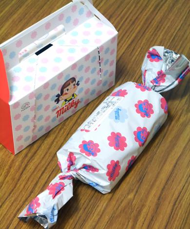 Fujiya milky cream roll