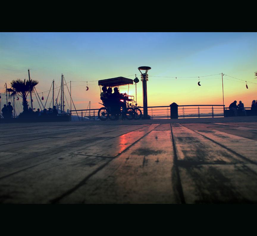 Sunset In LOMO?