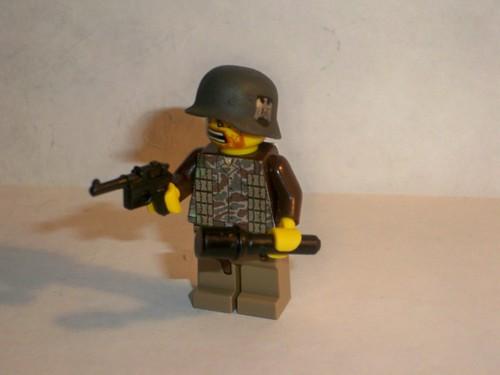 WW2 custom minifig
