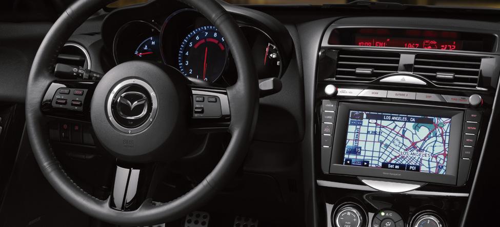 2010 Mazda RX-8 Interior
