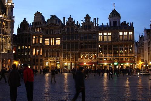 Grote Markt. Brussels