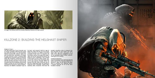 CG3 page 92-93 partial - Building the Helghast Sniper