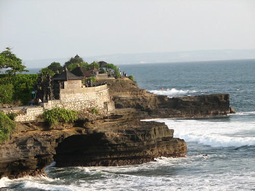 Tanah Lot Sea Temple, Bali