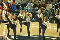 Penn State Dance Team (acaben) Tags: basketball pennstate nittanylions brycejordancenter danceteam ncaabasketball pennstatedanceteam psubasketball pennstatebasketball pennstatecheerleaders pennstatelionettes