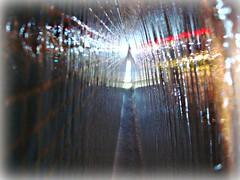 Tunel de Agua (MarceRodz) Tags: water mexico agua fuente tunnel h2o tunel cascade monterrey cascada paseosantalucia