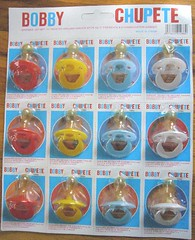Recalled pacifiers
