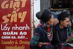 DSC_0375 (Tartarin2009 (ion/off)) Tags: travel people nikon asia vietnam sapa hmong d80 earthasia