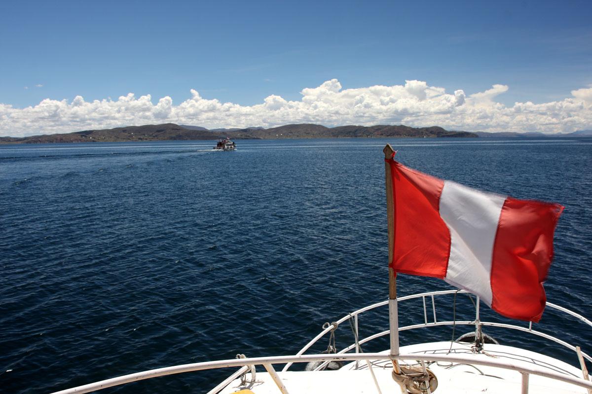Titicaca przez przypadek