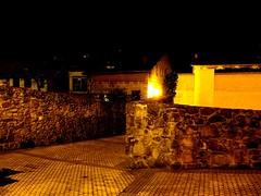 Elorrio Pp09015 (darkbees) Tags: street espaa night canon noche calle spain nocturna bizkaia euskadi vizcaya sx elorrio pasvasco nocturn 200is