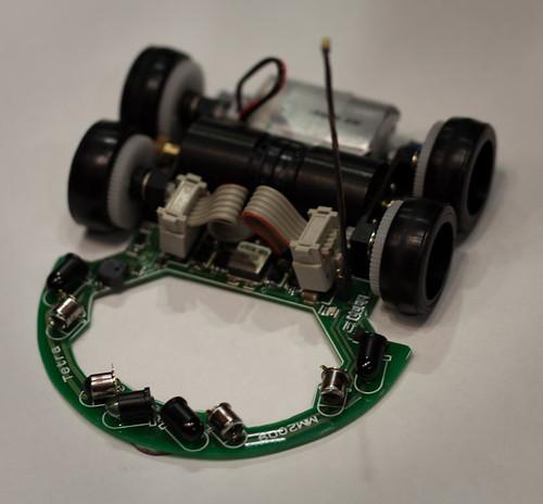 Robots Dreams: MicroMouse