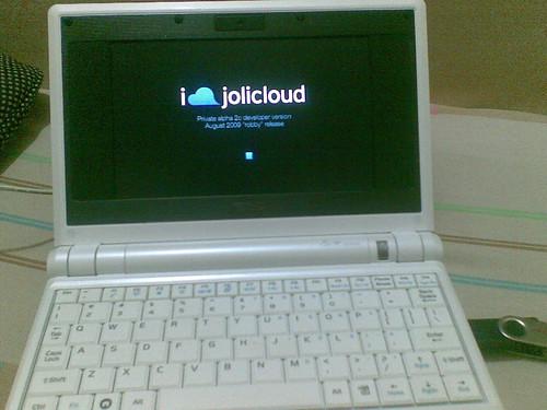 installing jolicloud