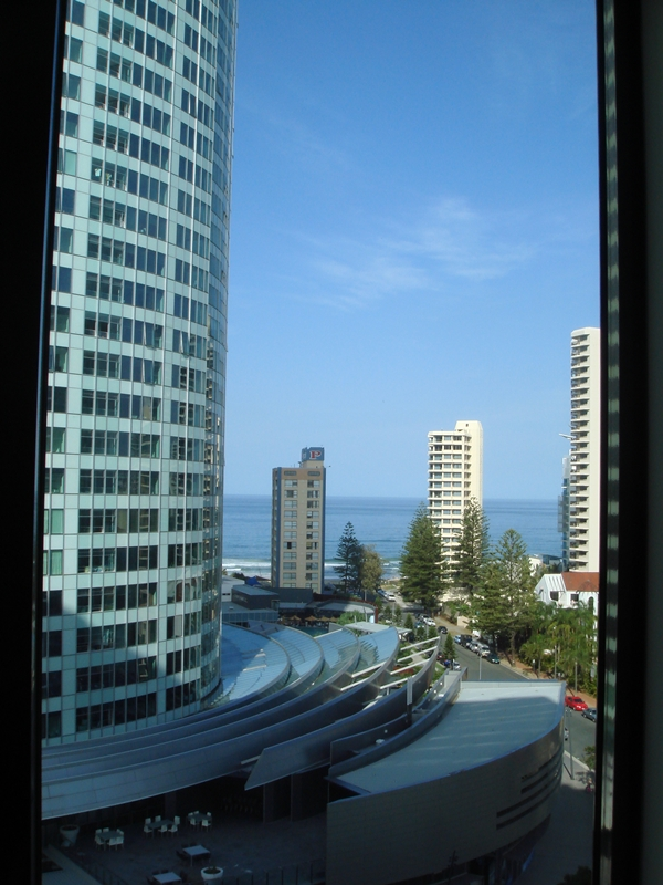 View from Watermark@Gold Coast