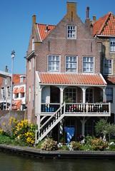 Gorgeous house (Joelle Rademakers Fotografie) Tags: monument harbour enkhuizen